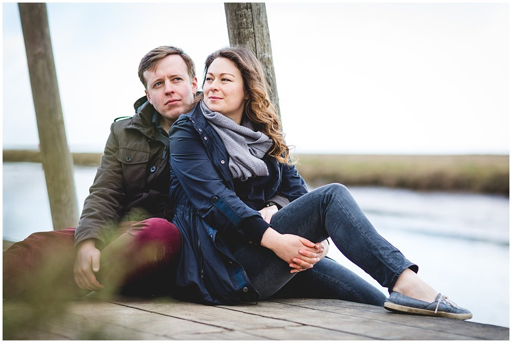 GABBIE AND JOSH ENGAGEMENT SHOOT AT CLEY AND BLAKENEY SNEAK PEEK - NORFOLK WEDDING PHOTOGRAPHER