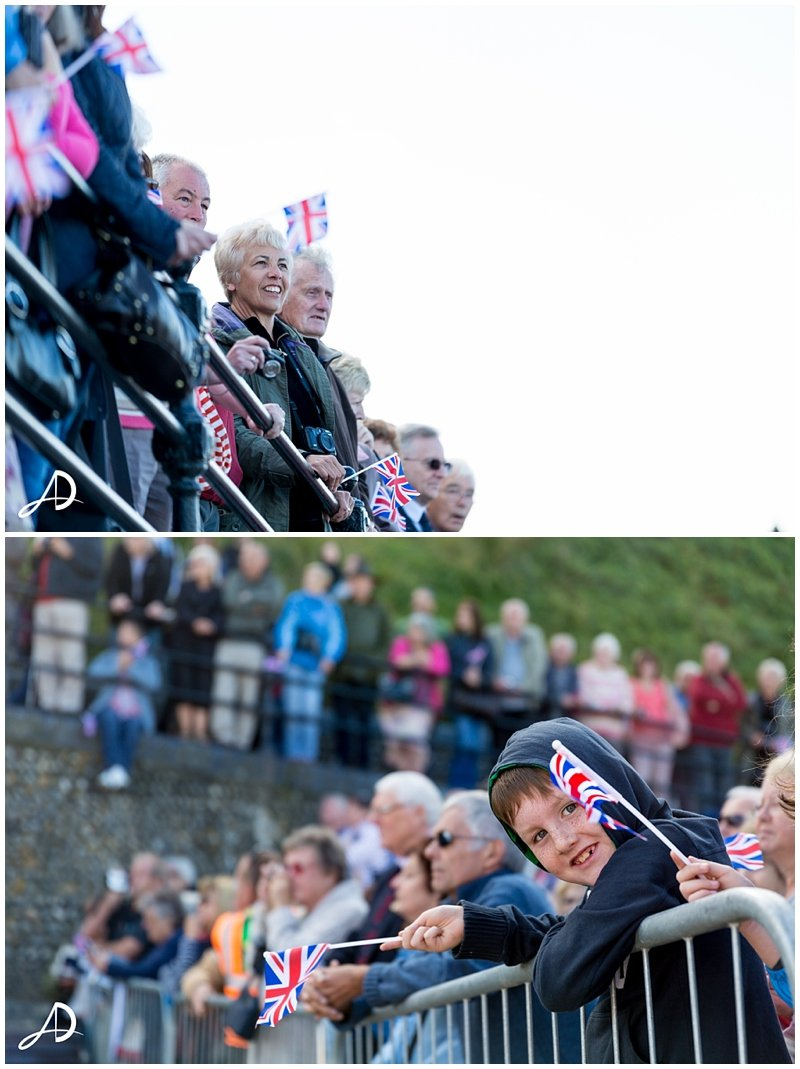 CROMER BATTLE OF BRITAIN PARADE - NORFOLK EVENT PHOTOGRAPHER 5