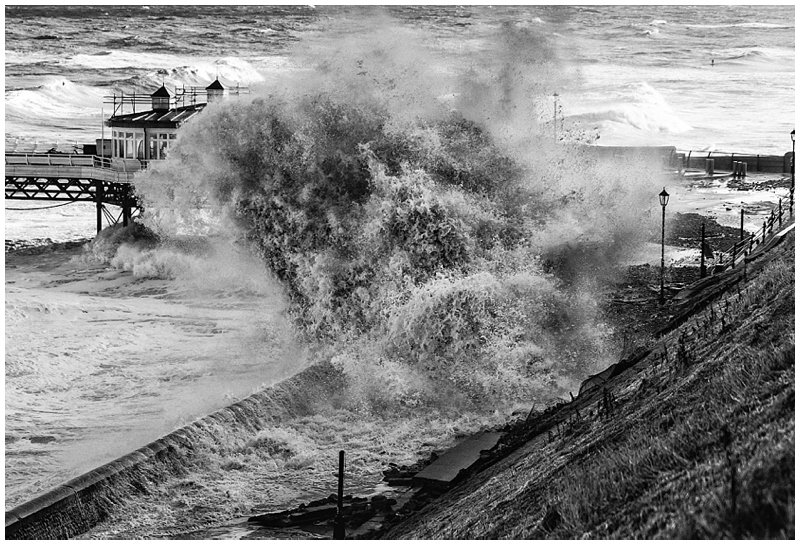 Cromer Storm and Tidal Surge 2013 - Norfolk Event Photographer_0225