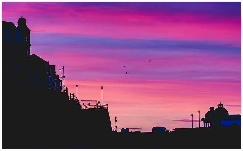 Cromer-Sunset-Norfolk-Landscape-Photographer
