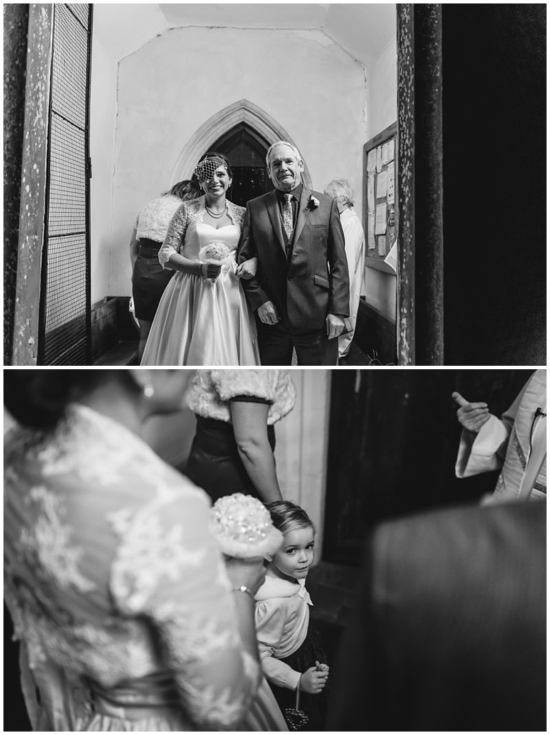 Gemma and Gary's Winter Wedding in Barnham Photograph - Norfolk and Suffolk Wedding Photographer