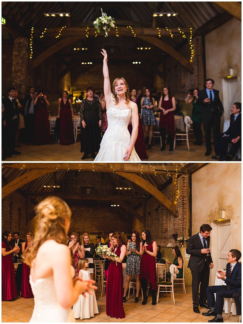 Jen and Marcus Elms Barn Wedding - Norfolk Wedding Photographer