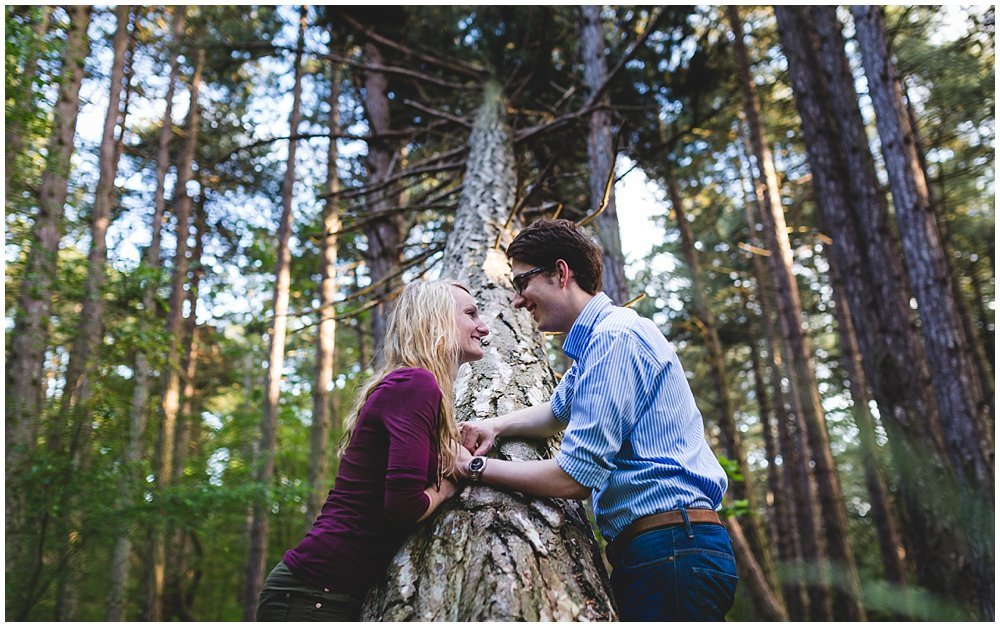 LOUISE AND DAVID WELLS PRE-WEDDING SHOOT - NORFOLK AND NORWICH WEDDING PHOTOGRAPHER 15