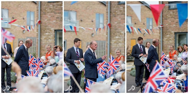 DUKE OF EDINBURGH VISITS AYLSHAM - NORFOLK EVENT PHOTOGRAPHER 3
