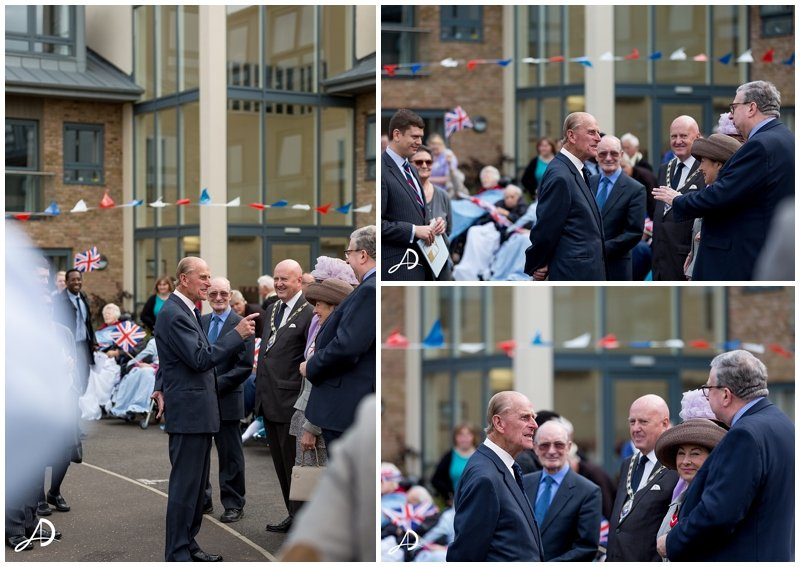 DUKE OF EDINBURGH VISITS AYLSHAM - NORFOLK EVENT PHOTOGRAPHER 8