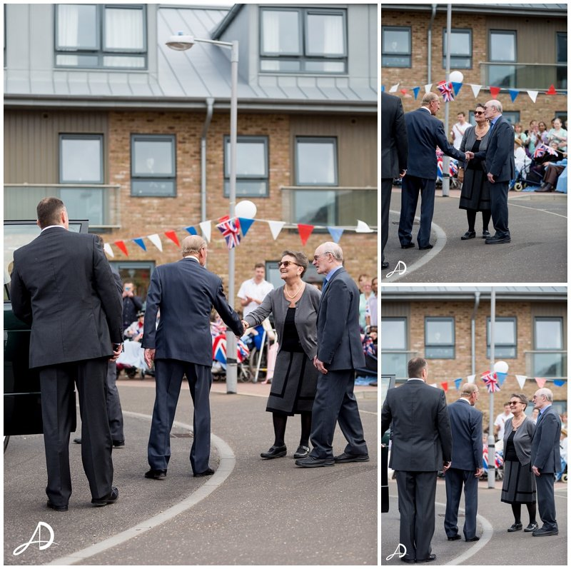 DUKE OF EDINBURGH VISITS AYLSHAM - NORFOLK EVENT PHOTOGRAPHER 10