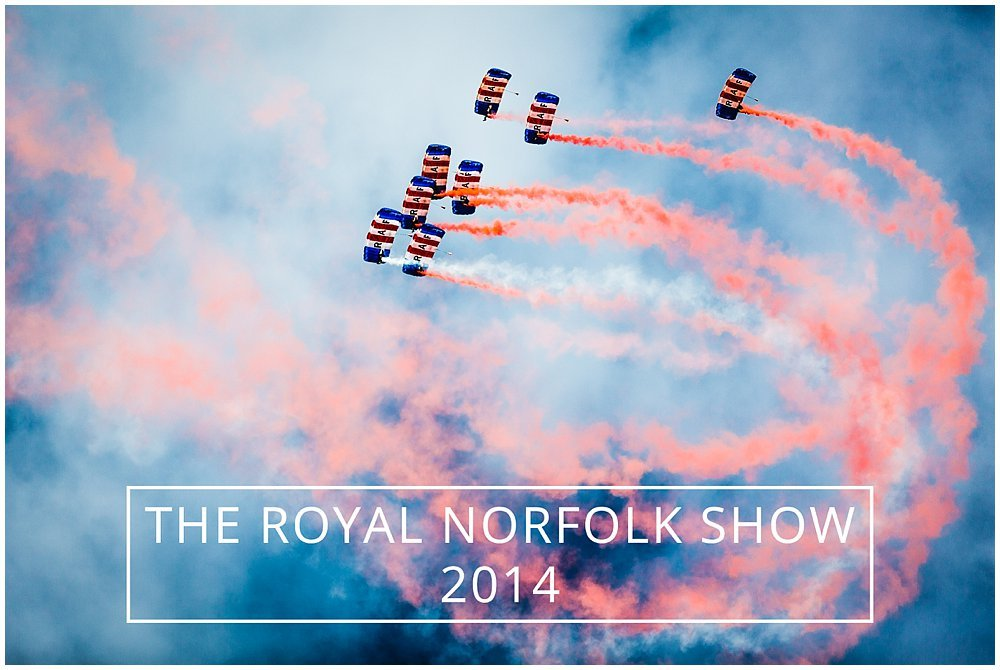 ROYAL NORFOLK SHOW 2014 OFFICIAL PHOTOGRAPHER - NORFOLK EVENT PHOTOGRAPHER