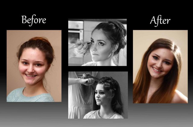 Andy Huntley make-over photography