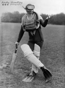 Start of the English cricket seasn