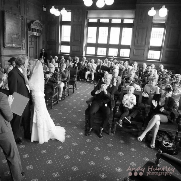 A day you'll always treasure. Wedding photography by Andy Huntley at ah! Surrey, Sussex and London