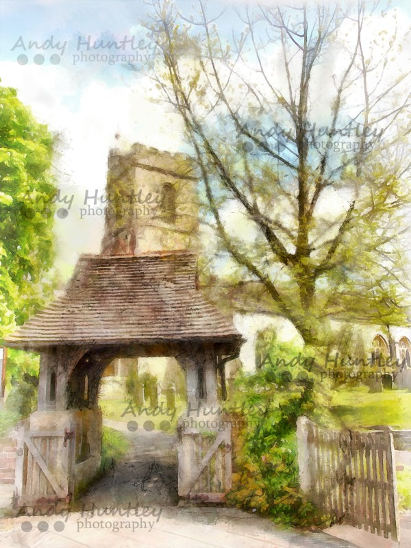 St Mary's Church Reigate