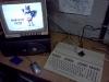 C128 running 'BatPlot' by Adam West Group