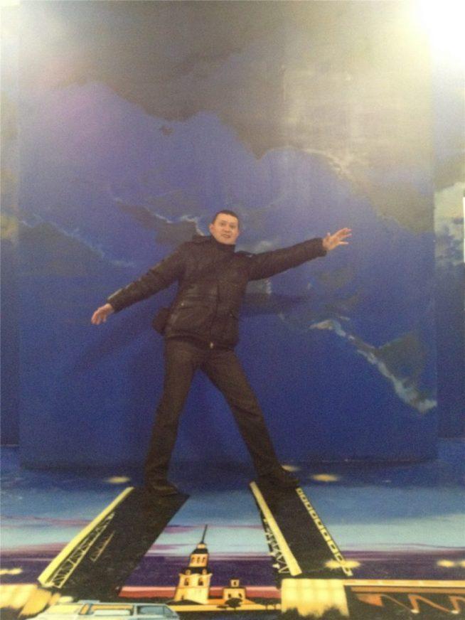Музей иллюзий в Санкт-Петербурге