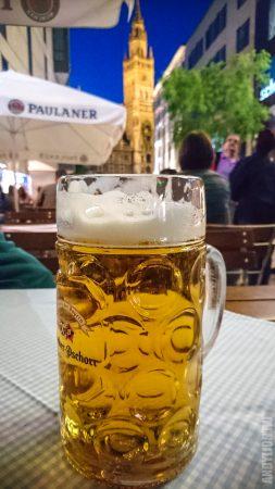 Пиво и Новая Ратуша