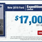 2019 Ford Expedition For Sale Indiana Andy Mohr Ford Plainfield In