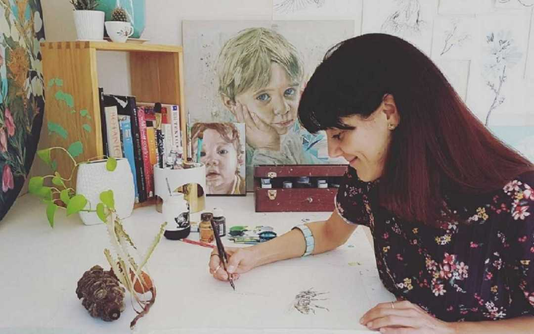 Local Artists Set to Shine During Open Studios Exhibition