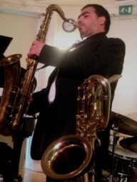 Andy Panayi Tenor Sax high res