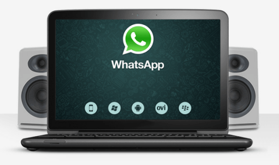 Whatsapp for PC 1