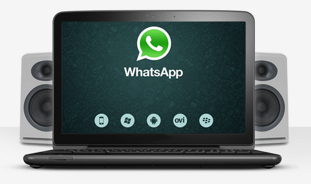 Whatsapp for PC 1