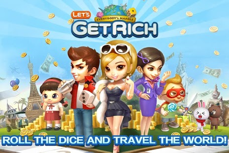 Download LINE Get Rich for PC / LINE Get Rich on PC