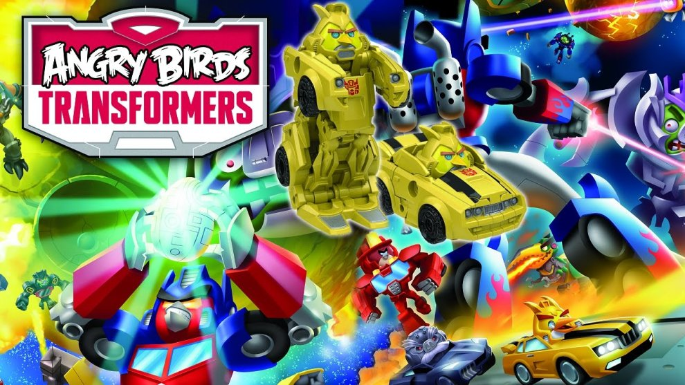 Download Angry Birds Transformers for PC / Angry Birds Transformers on PC