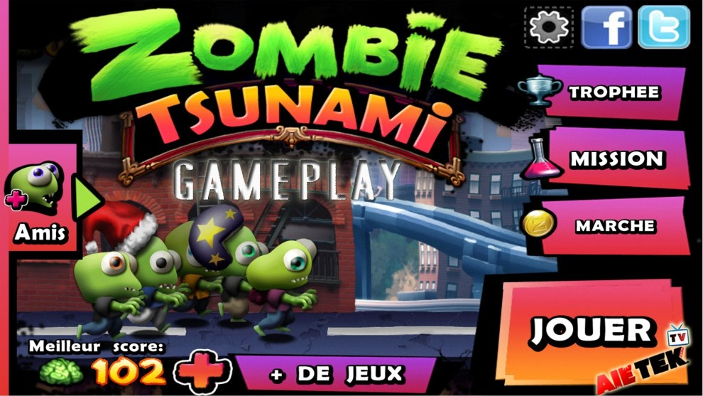 Download Zombie Tsunami for For PC / Zombie Tsunami on PC
