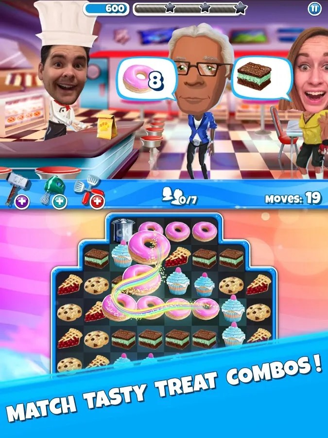 Download Crazy Kitchen for PC/Crazy Kitchen on PC