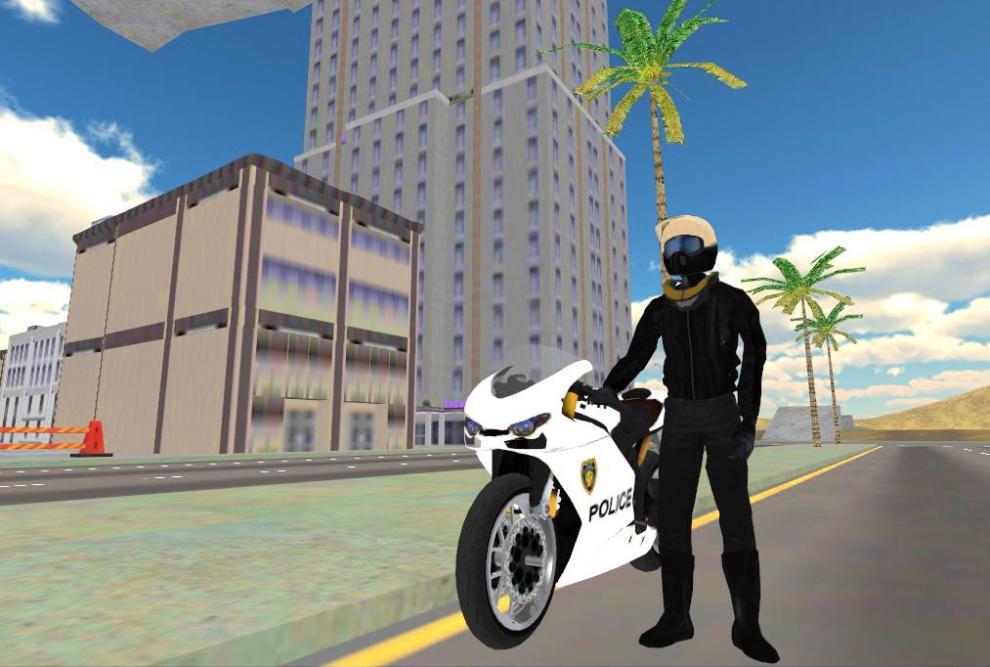 Download Police Bike Simulator 2 for PC/ Police Bike Simulator 2 on PC