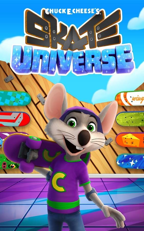 Download Chuck E.'s Skate Universe for PC/ Chuck E.'s Skate Universe on PC