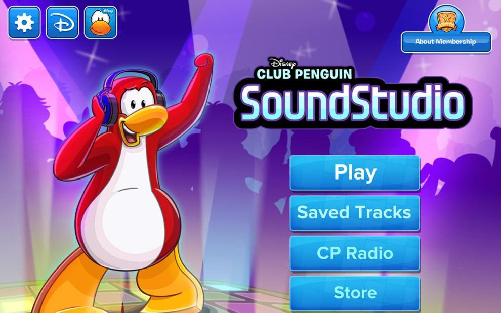 Download Club Penguin SoundStudio for PC / Club Penguin SoundStudio on PC