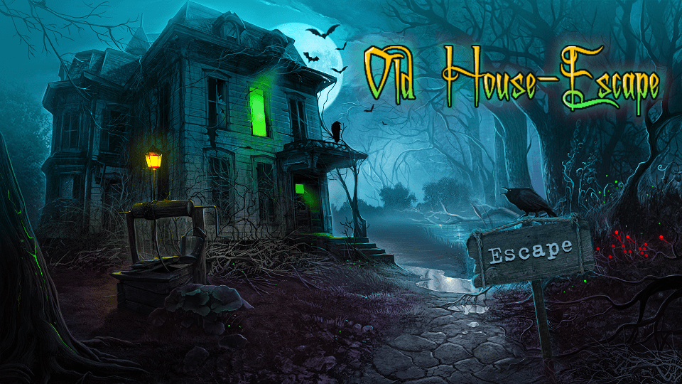 Download Old House – Escape for PC/ Old House – Escape on PC