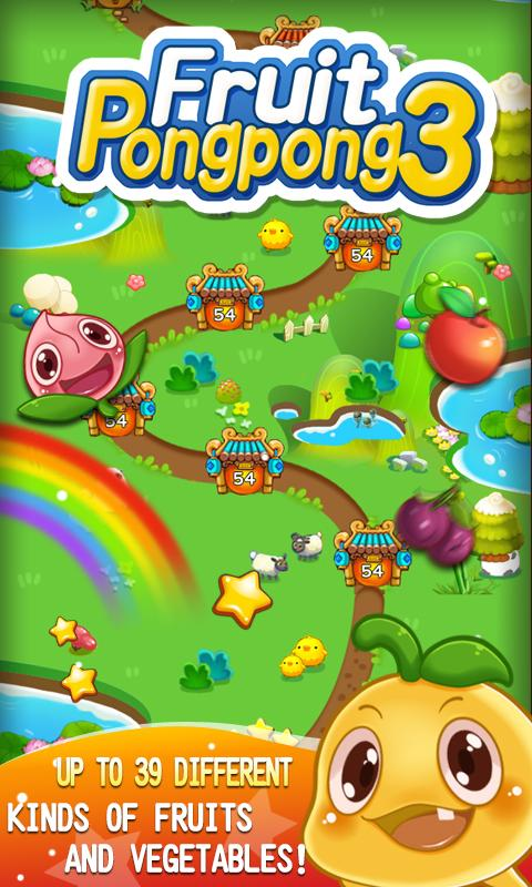 Download Fruit Pong Pong 3 for PC/Fruit Pong Pong 3 on PC
