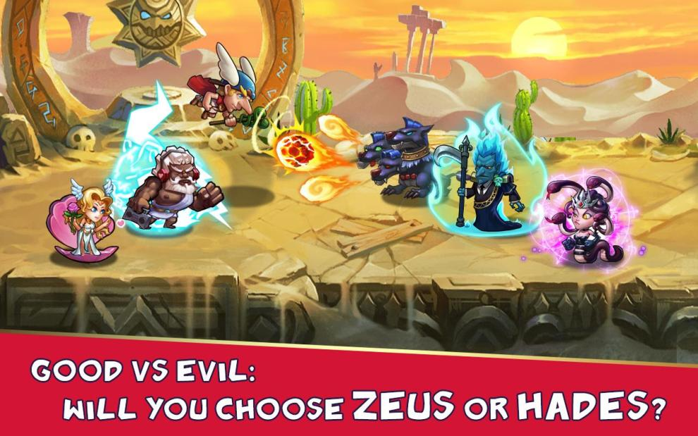 Download Gods Rush for PC/Gods Rush on PC