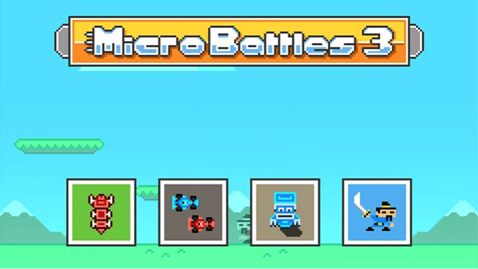 Download Micro Battles 3 for PC/Micro Battles 3 on PC
