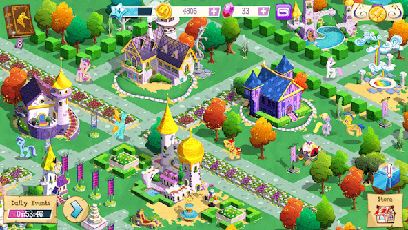 Download MY LITTLE PONY for PC/MY LITTLE PONY for PC