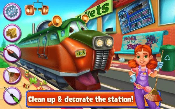 Download Super Fun Trains All Aboard for PC/Super Fun Trains All Aboard on PC