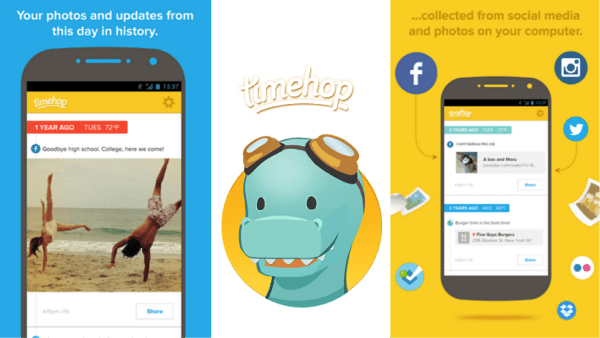 Download Timehop for PC/Timehop on PC