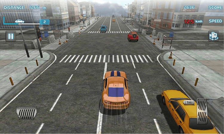 Download Turbo Racer 3D for PC/Turbo Racer 3D on PC