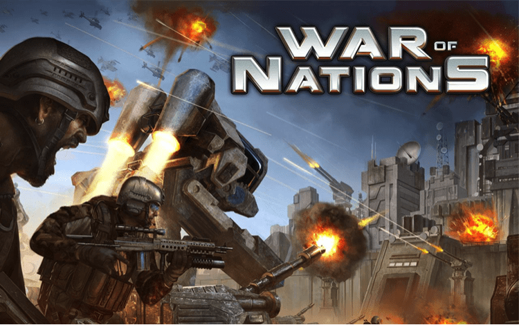 Download War of Nations for PC/War of Nations on PC