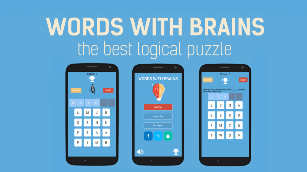 Download Words With Brains for PC/Words With Brains on PC