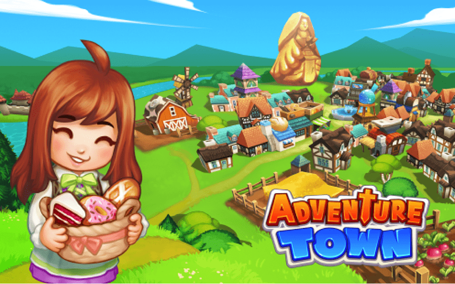 Download Adventure Town for PC / Adventure Town on PC