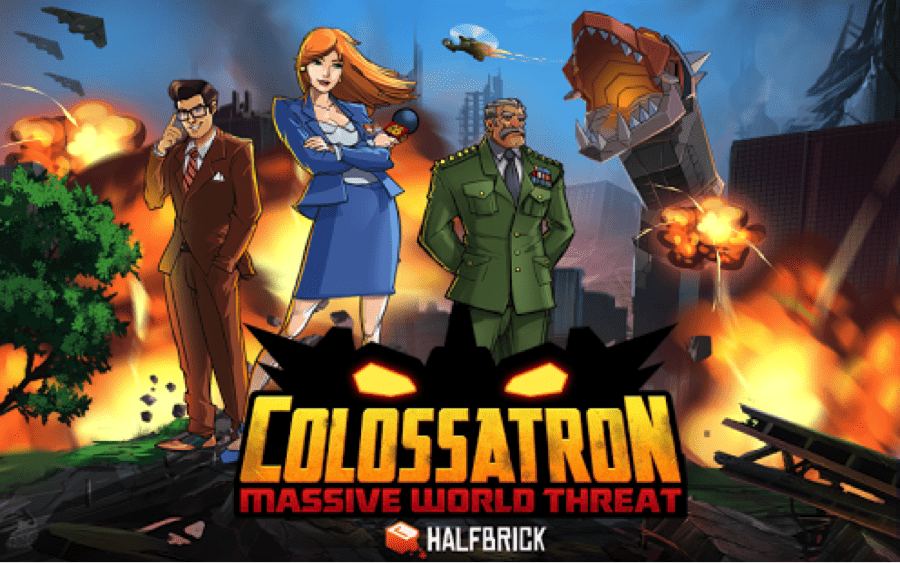 Download Colossatron for PC/Colossatron on PC