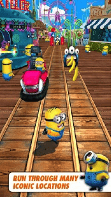 Download Despicable Me Minion Rush for PC/ Despicable Me Minion Rush on PC