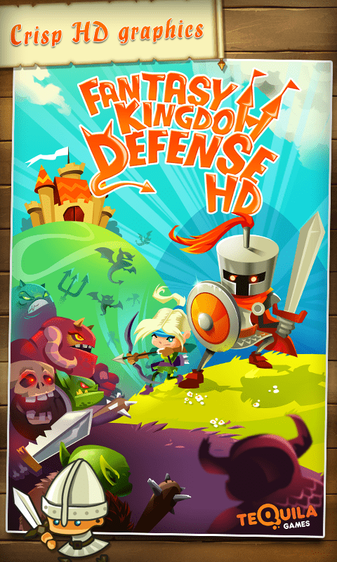 Download Fantasy Kingdom Defense for PC/Fantasy Kingdom Defense for PC
