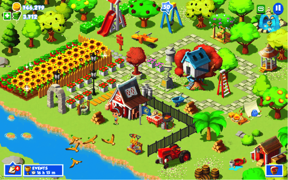 Download Green Farm 3 For PC/ Green Farm 3 On PC