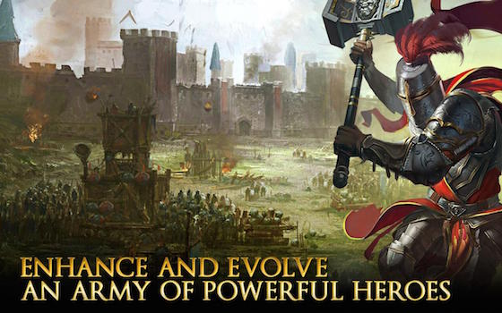 Download Heroes of Camelot On PC/Heroes of Camelot for PC