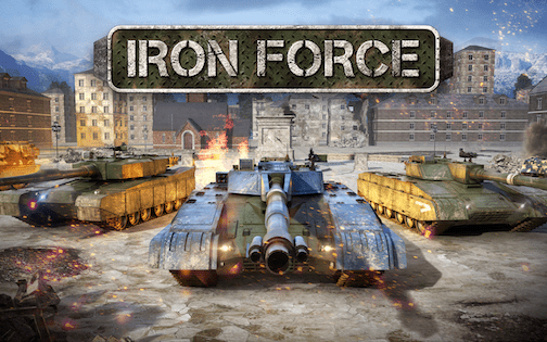 Download Iron Force on PC/Iron Force for PC