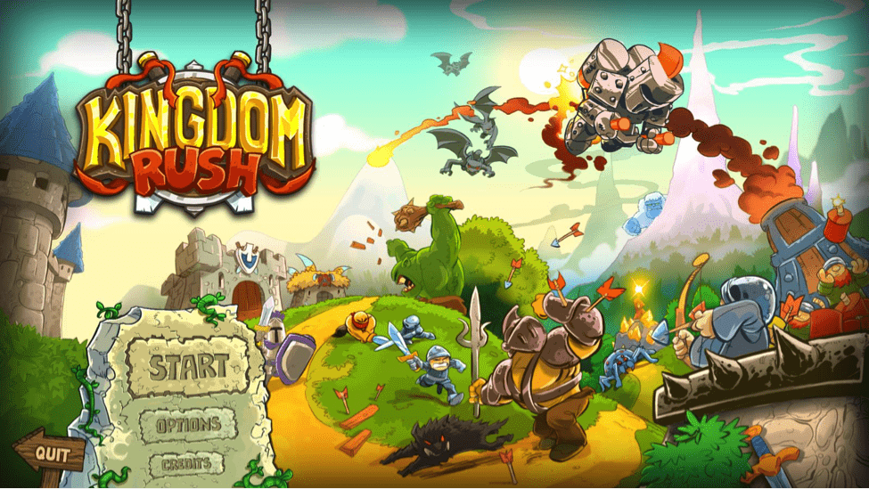 Download Kingdom Rush for PC/Kingdom Rush on PC
