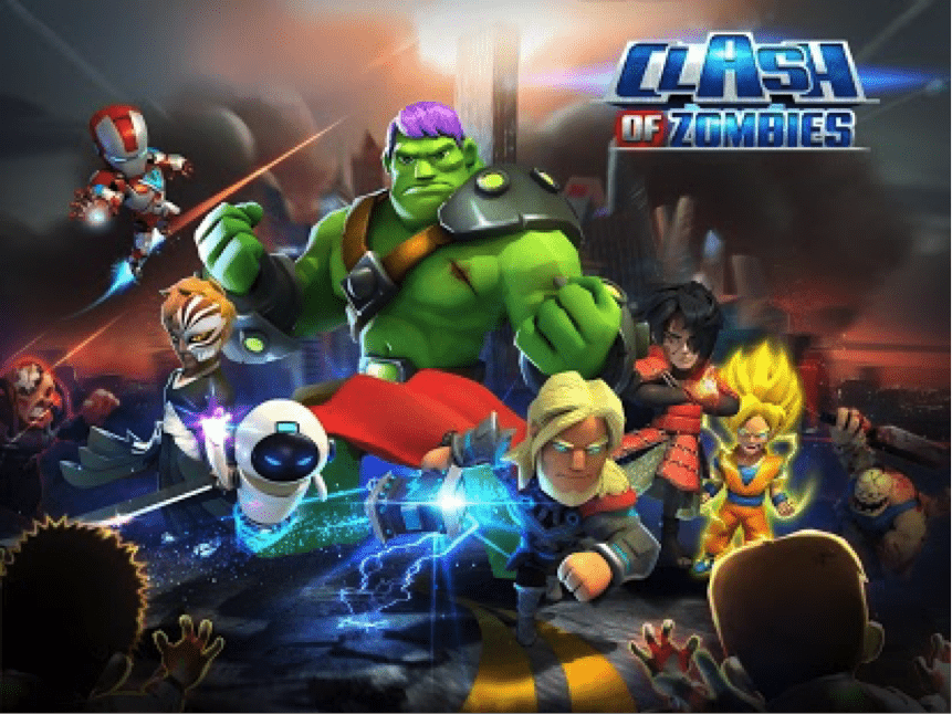 Download X-War Clash of Zombies for PC/X-War Clash of Zombies on PC