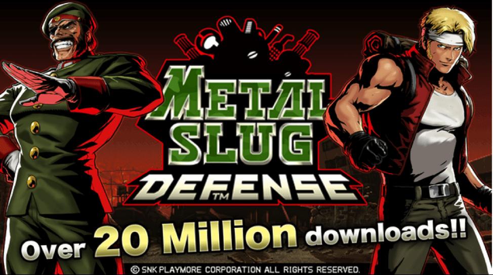 Download Metal Slug Defense for PC/Metal Slug Defense on PC